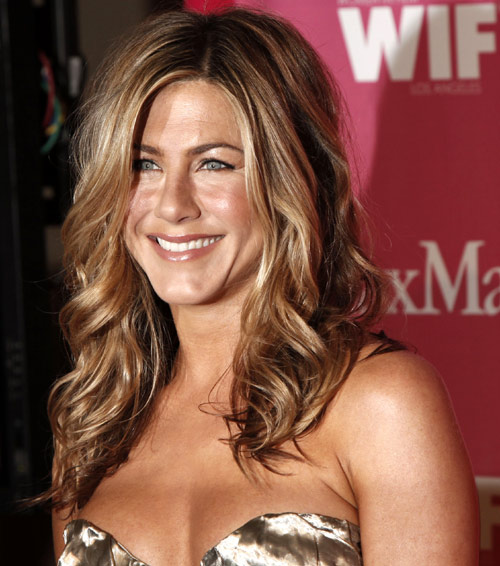 Jennifer Aniston Hair Colour