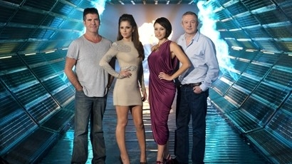X Factor Judges 2010 301 Moved Permanently